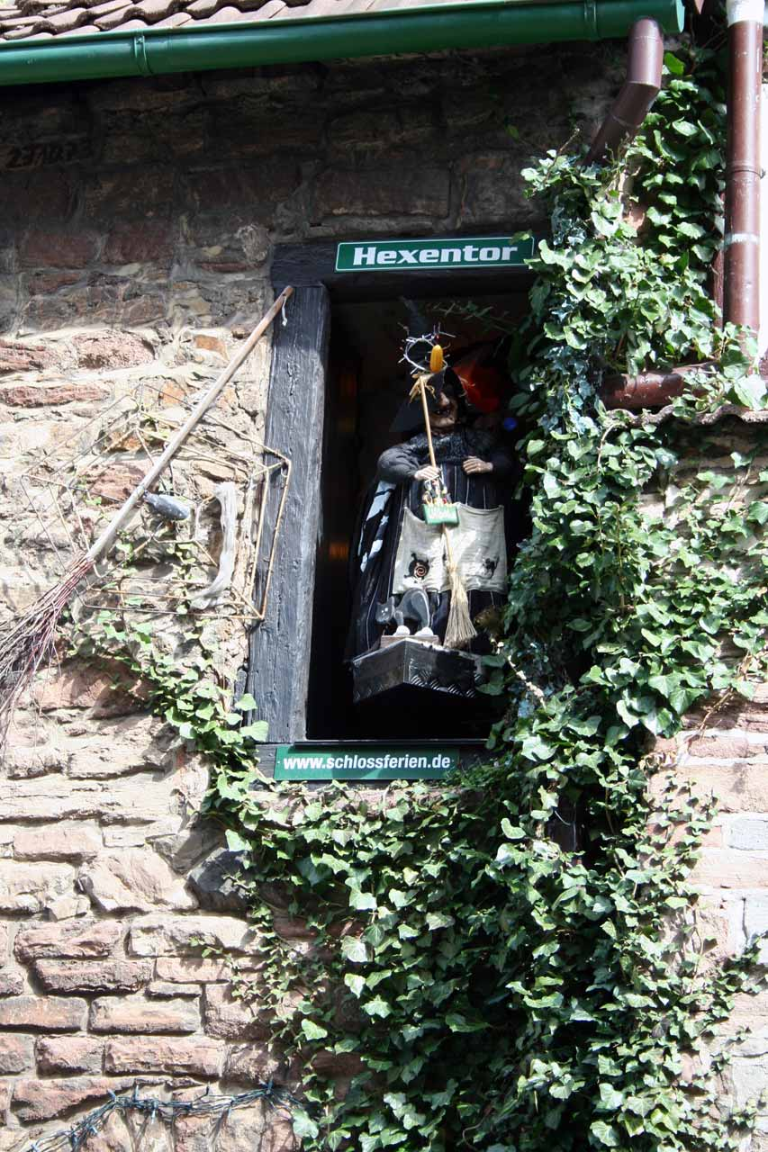 Hexentor in Wernigerode