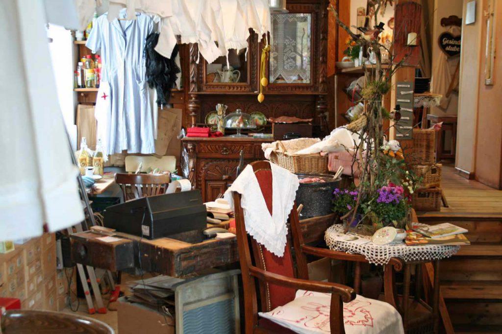 Im Inneren Altes Waschhaus