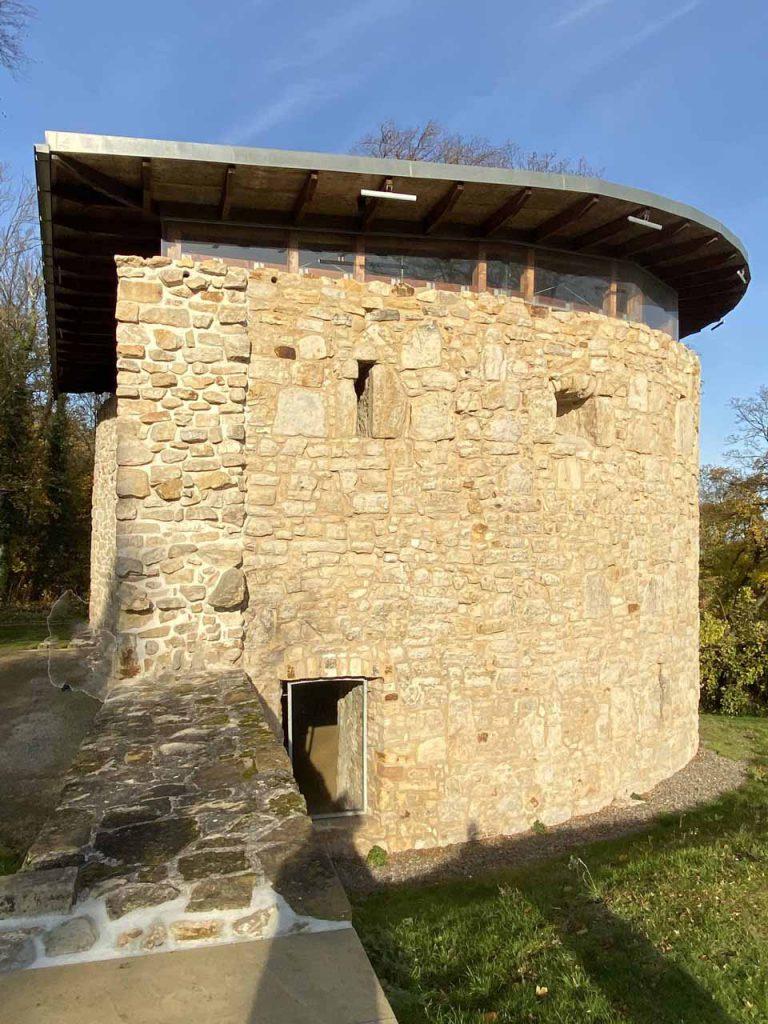 Flankierungsturm in Liebenburg