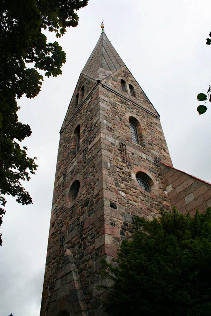 Borbyer Kirche in Eckernförde