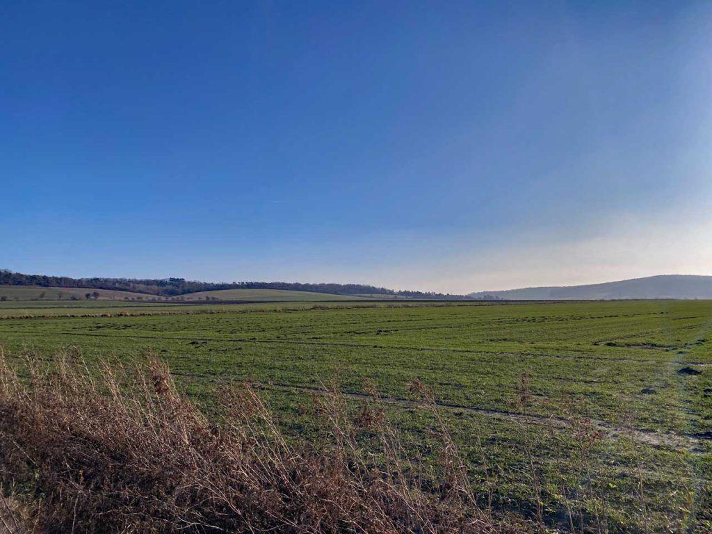 Blick über's Hildesheimer Land