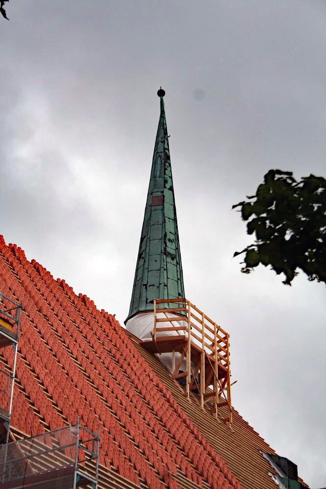 St. Nicolai Eckernförde Glockenturm