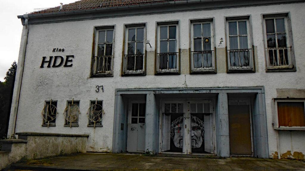 Kino im Haus der Erholung auf Usedom in Ahlbeck