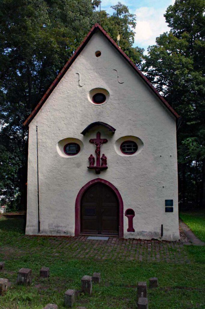 Valentinus- oder Pestkapelle in Lohr am Main