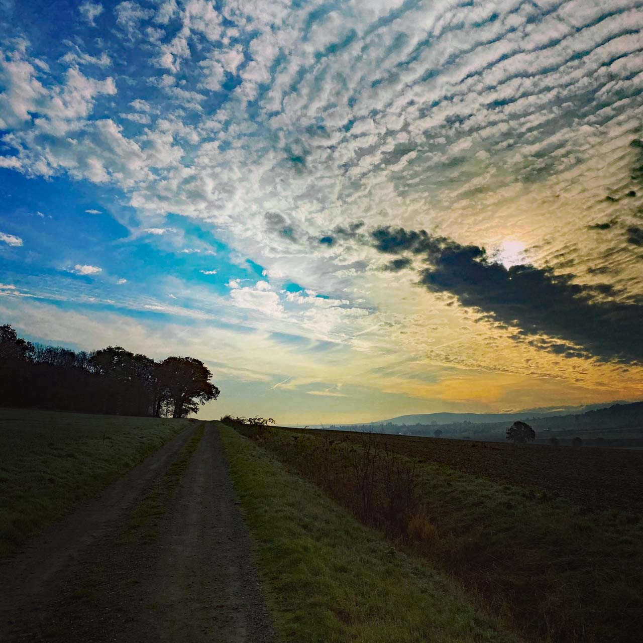 Vorharz Himmelimpressionen