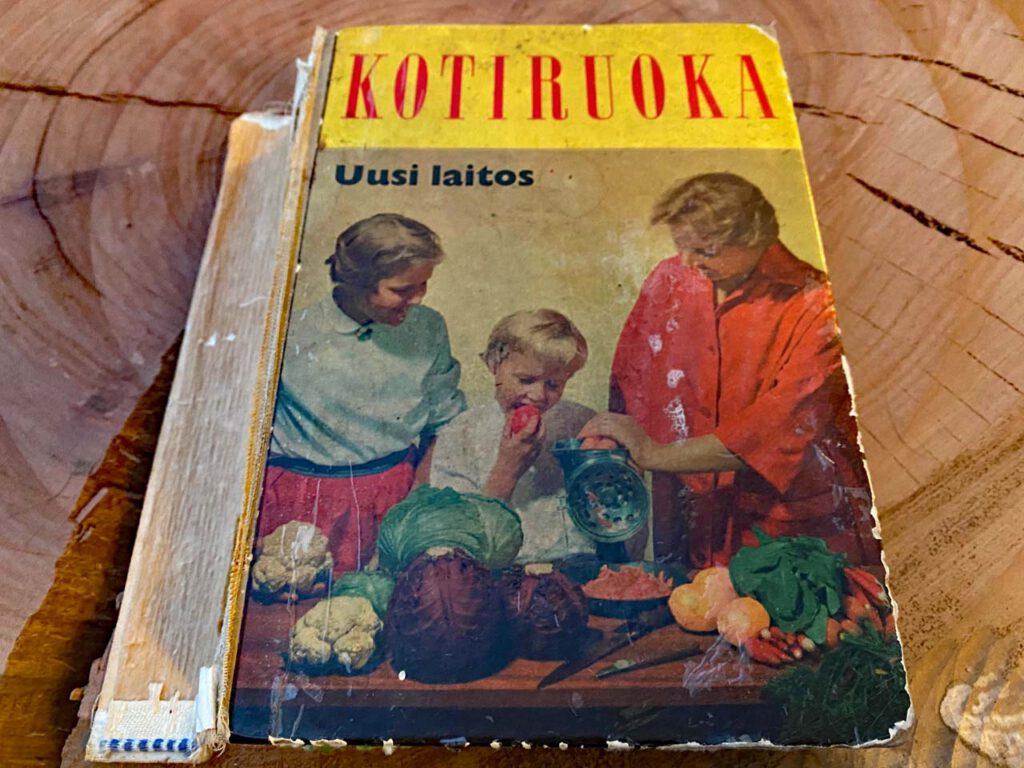 Kotirouka finnisches altes Kochbuch