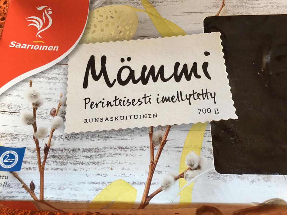 finnisches Osteressen Mämmi
