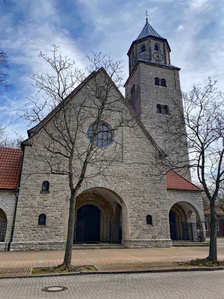 Kath. Kirche in Sarstedt Heilig Geist
