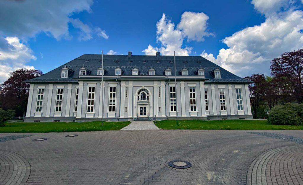Aula Academica Rückseite