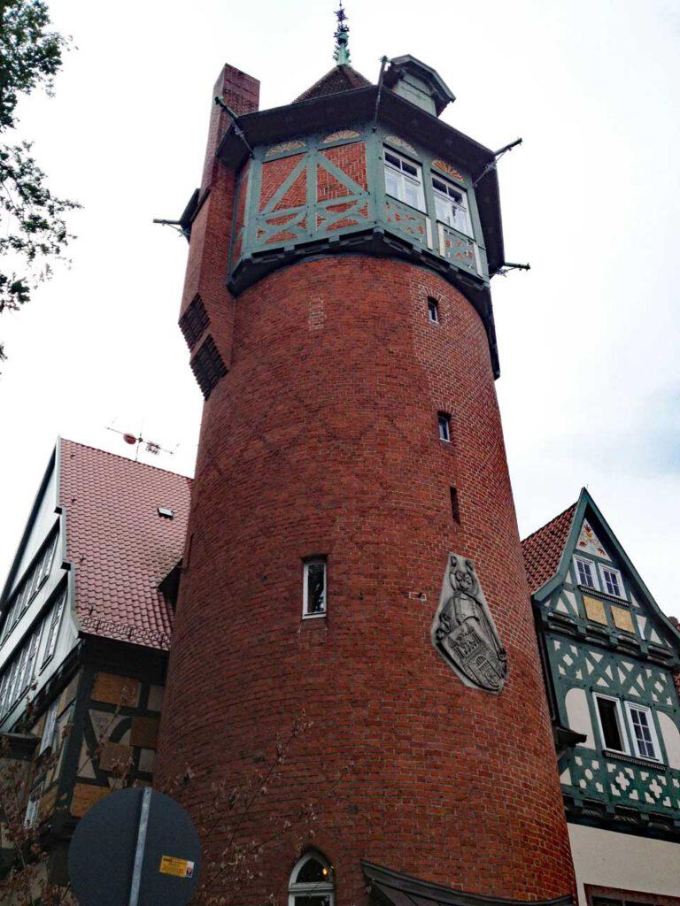 Lister Turm aber gar nicht in der List