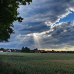 Alles zu finden am und im Himmel