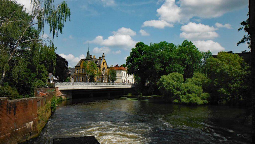 Ilmenau Impressionen aus Lüneburg