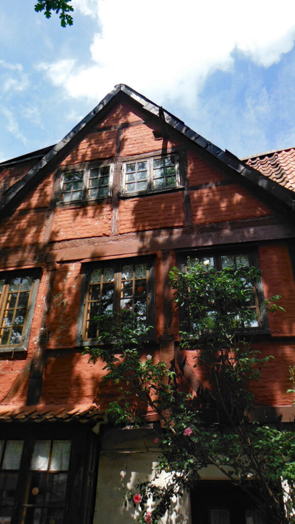 rotes Haus in Lüneburg