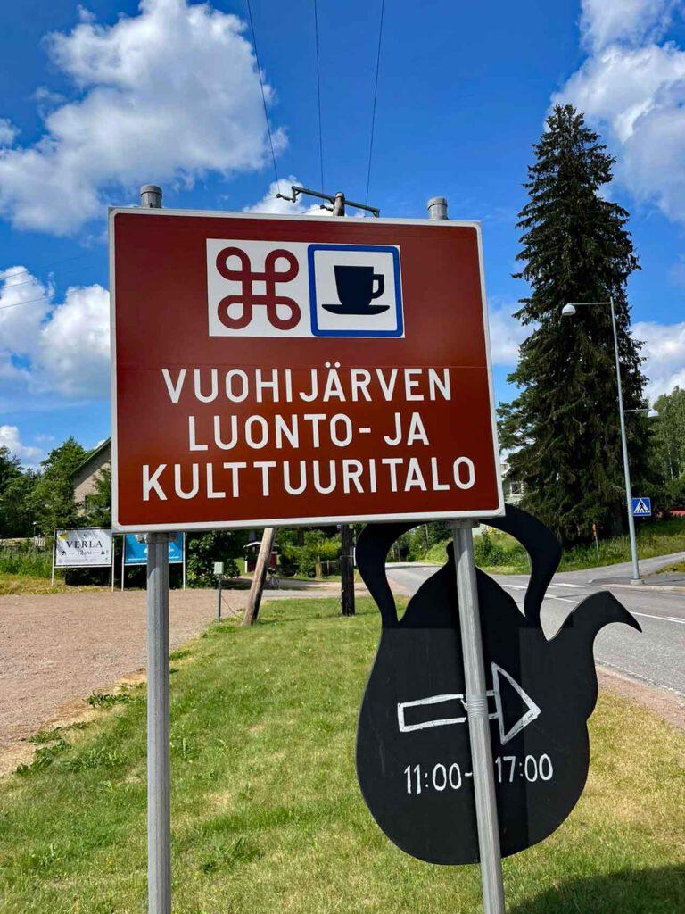 Vouhijärvi Museum