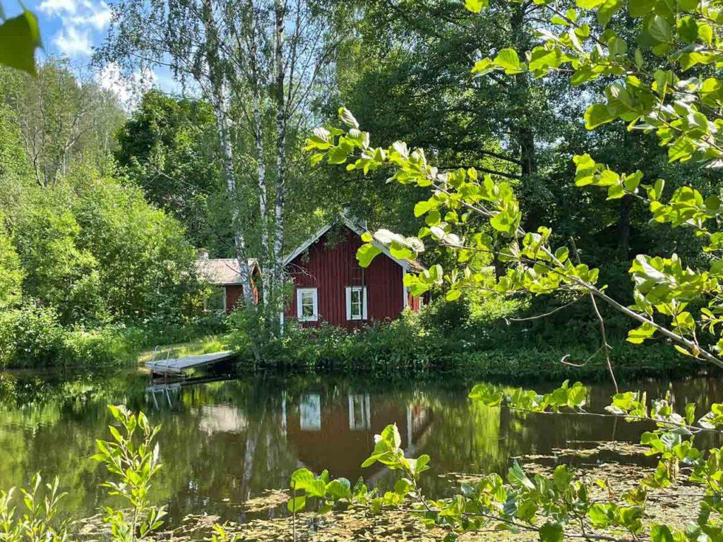 Vouhijärvi Sommerhaus